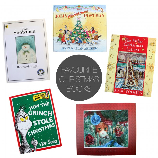 Friday 5 - fave xmas books