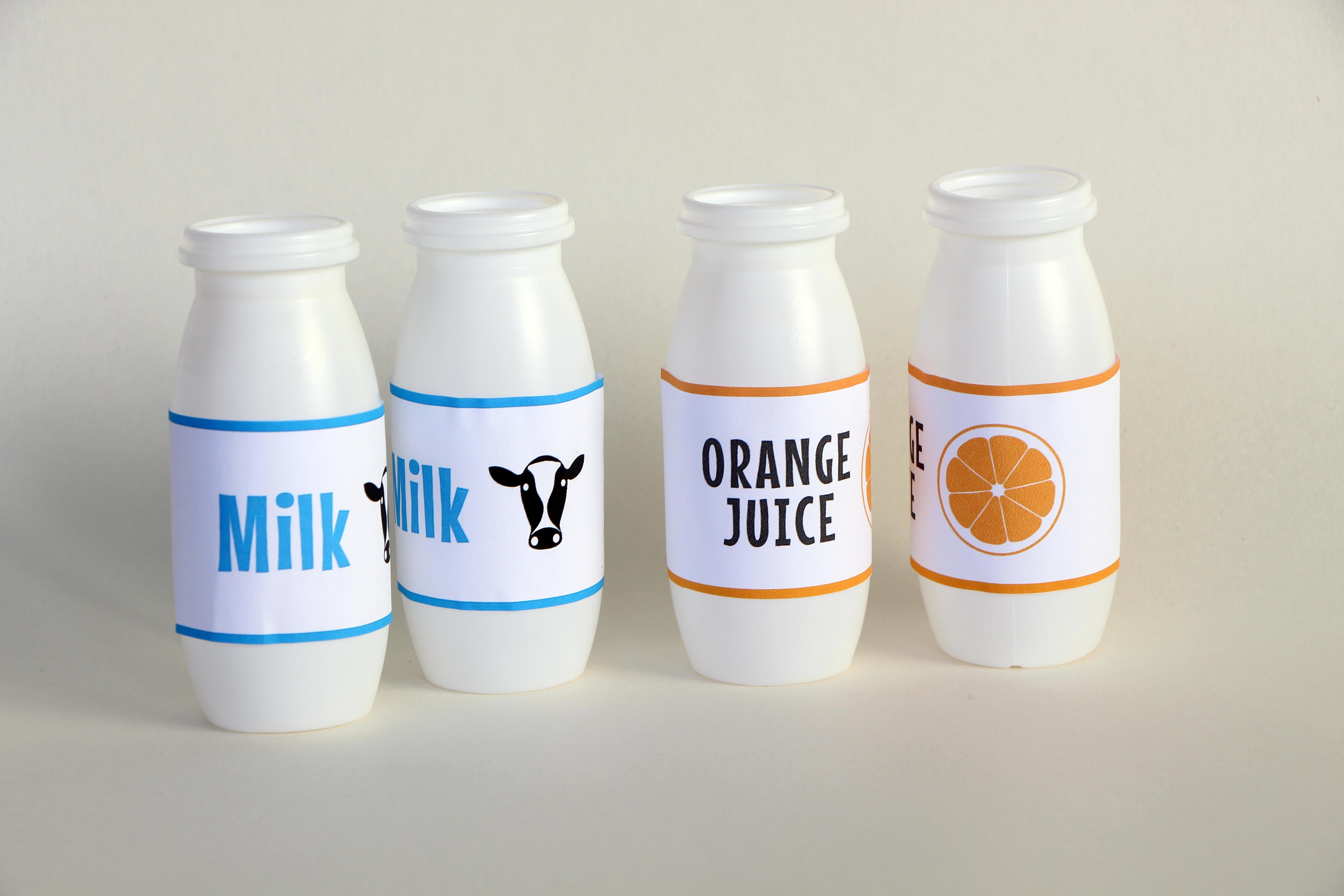 play milk