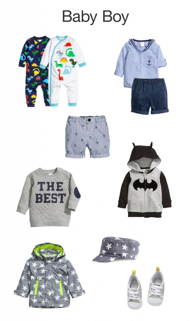 H&M Spring Wardrobe for Boys – The Bear & The Fox
