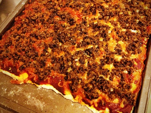 haggis pizza
