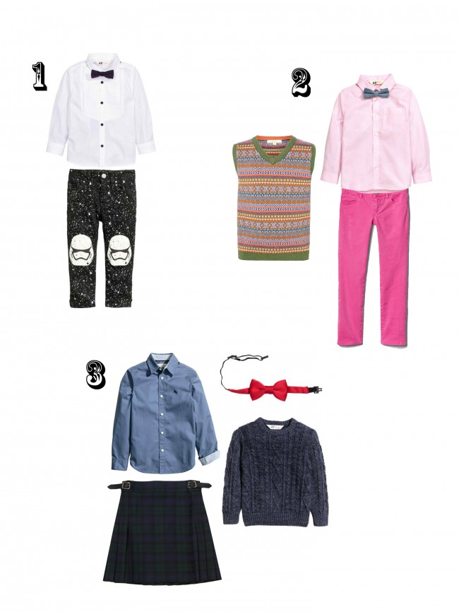 bow tie fashion for boys