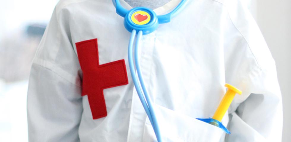 doctors coat slider