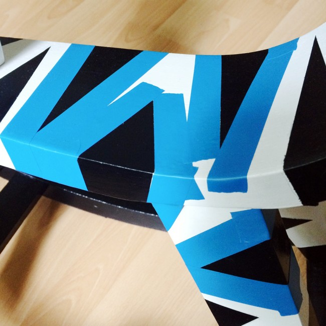zebra - tape