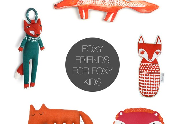 foxie friends preview
