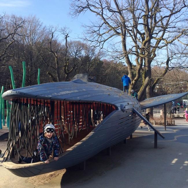 Gothenburg Plikta Whale