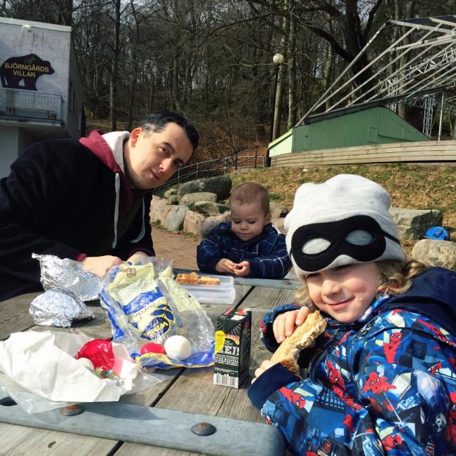 Gothenburg picnic