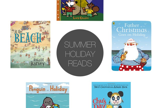 Friday 5 - summer reads preview