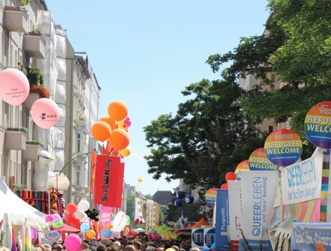 LGBT Street Party 2016 - 09