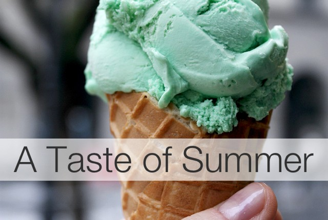 playlist - a taste of summer (preview)