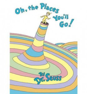 oh the places you'll go cover