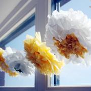 Deluxe Paper Napkin Flowers Tutorial
