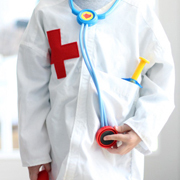 Kids Doctor's Coat Tutorial