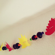 Autumn Leaf Banner Tutorial