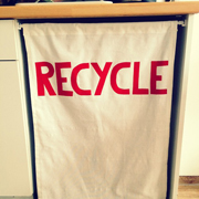 Recycle Curtain