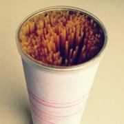 Spaghetti Holder