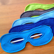 Superhero Masks Tutorial
