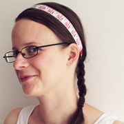 Tape Measure Head Band