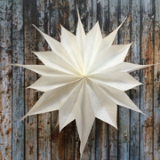 Paper Bag Stars Tutorial