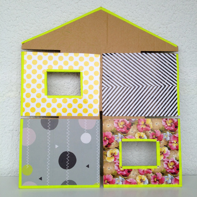 carboard slotted dollshouse 05