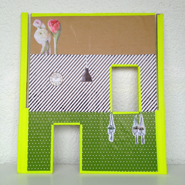 carboard slotted dollshouse 07