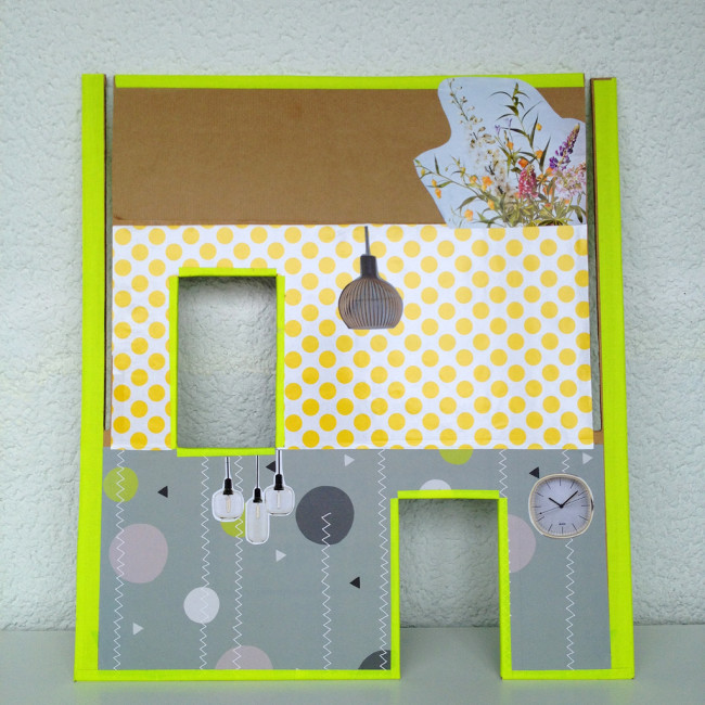 carboard slotted dollshouse 08
