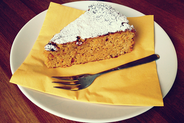 orange almond cake preview