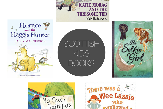 Friday 5 - Scottiish Books preview