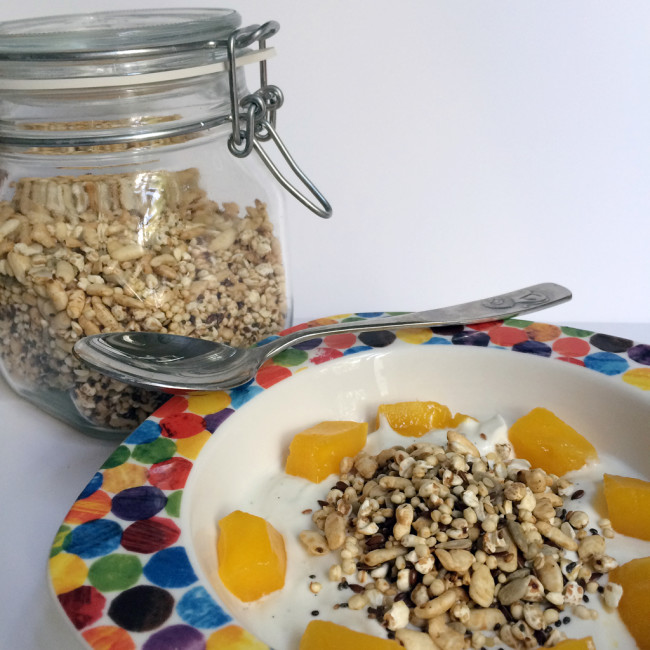 Gluten Free Pufed Cereal 04