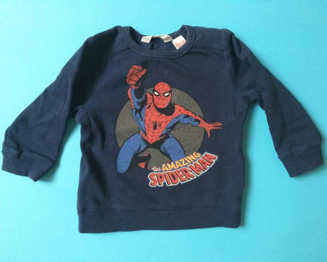 Mini Spiderman Pillow 01