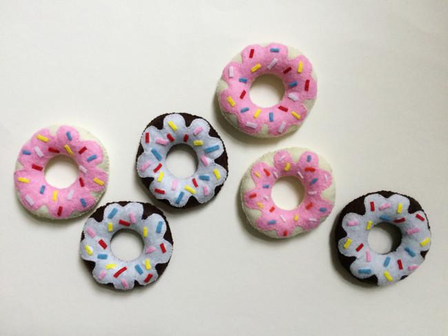 diy felt donuts 08