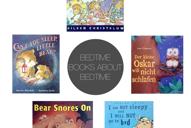 Friday 5 - Bedtime Books Preview