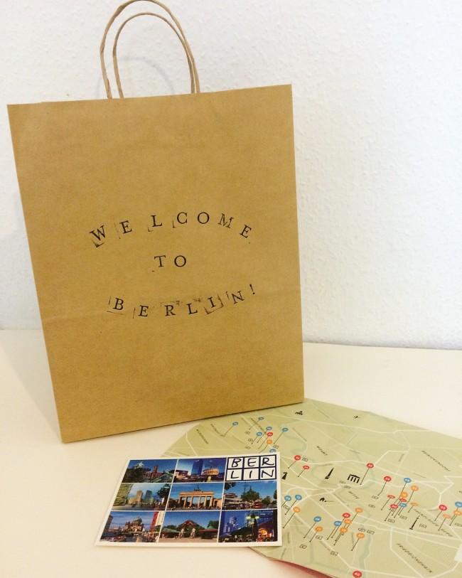 Welcome to Berlin Kit - Bag