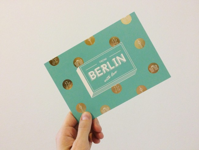 Welcome to Berlin Kit - From Berlin With Love Preview