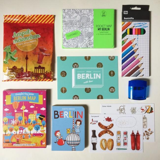 Welcome to Berlin Kit - Kids