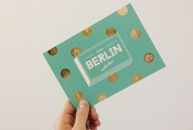Welcome to Berlin - Preview Pic