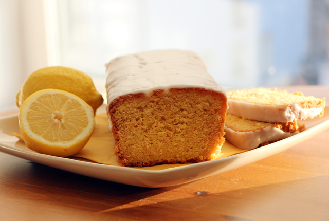 lemon drizzle cake - preview