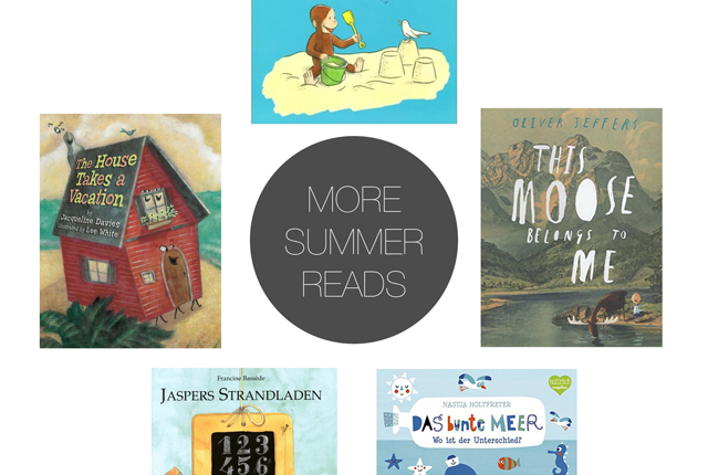 Friday 5 More Summer Picture Book Reads Preview
