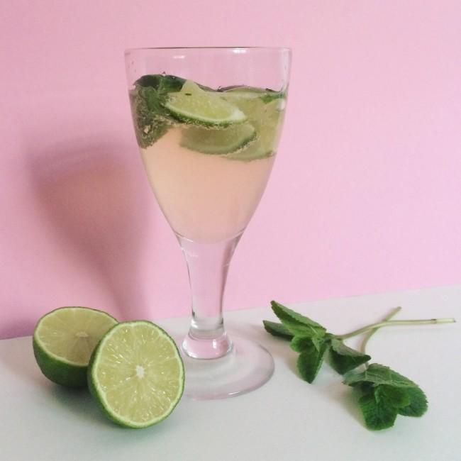 Hugo Cocktail Recipe 01