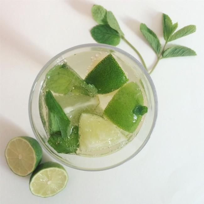 Hugo Cocktail Recipe 02
