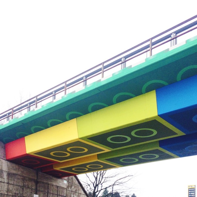 Wuppertal Lego Bridge