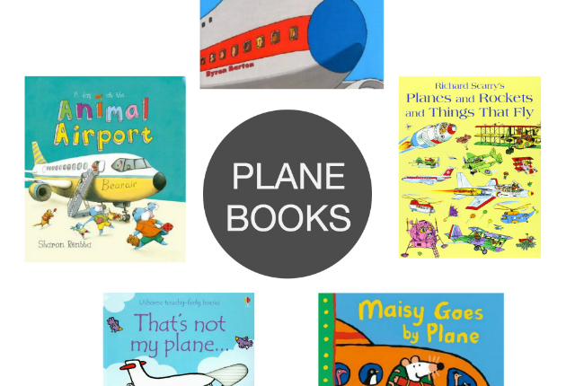 Friday Five Plane Books - Preview