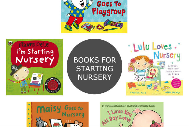 Friday Five Nursery Books Preview