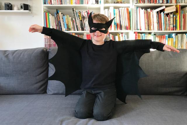Bat Costume Preview