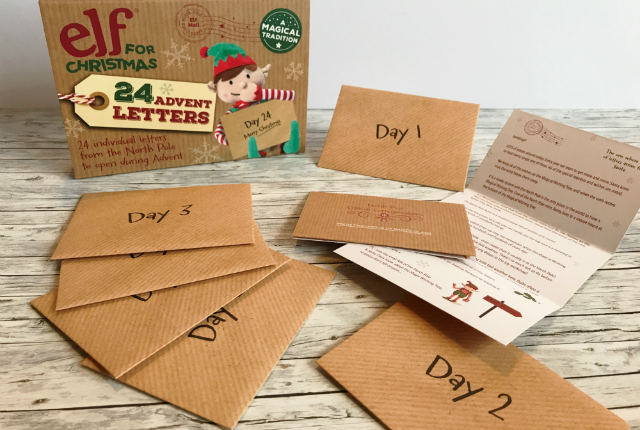 2 X Christmas Letter  writing set to Santa /& Craft make yout own Advent Calendar