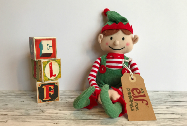 Elf for Christmas Preview