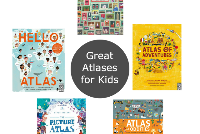 Friday Five Atlases Preview