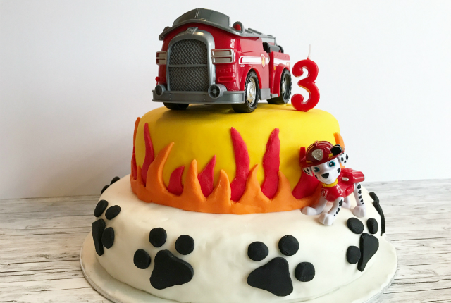 Paw Patrol Birthday Preview