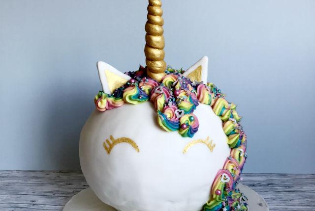 Unicorn Cake Preview