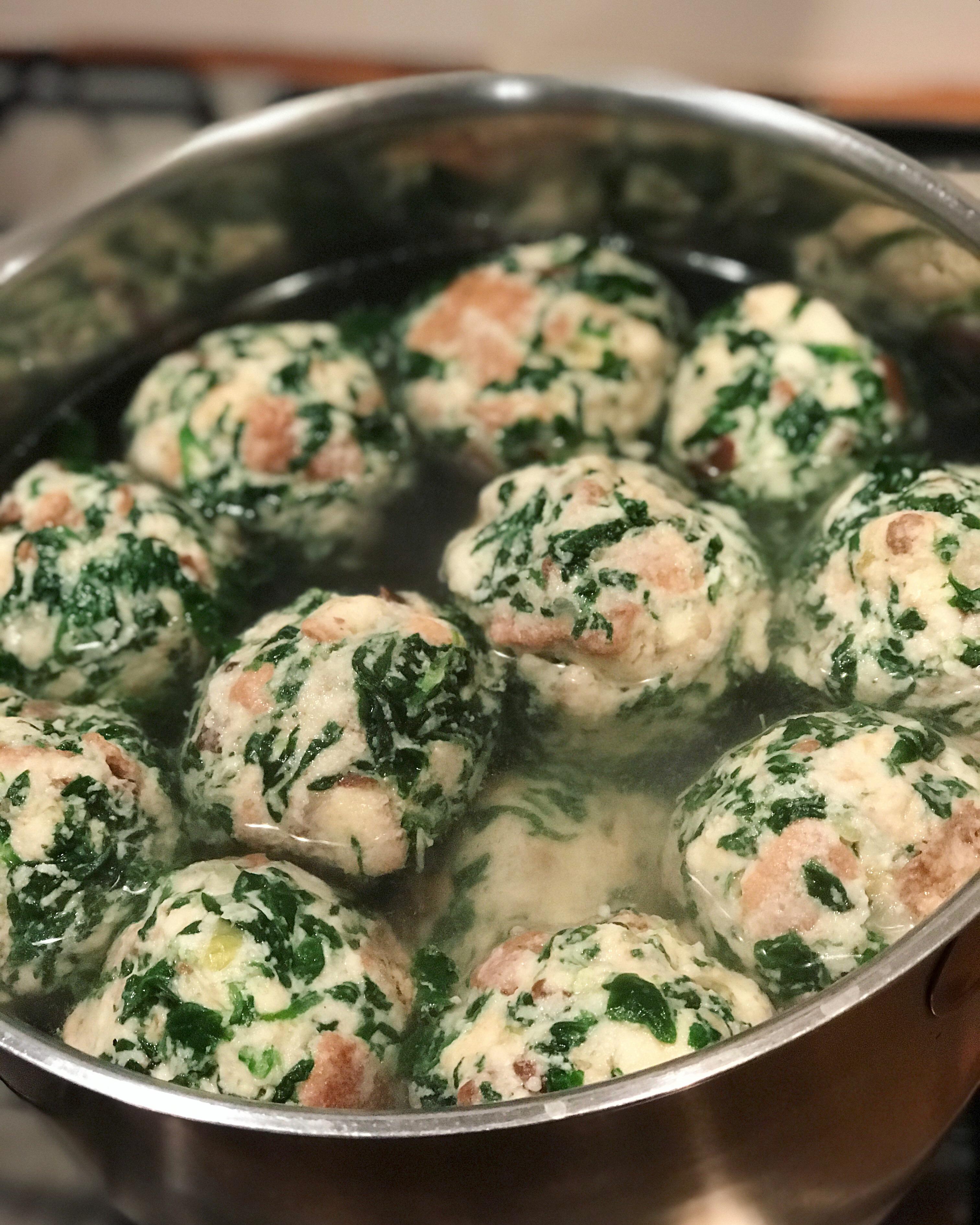 spinach parmesan dumplings 02