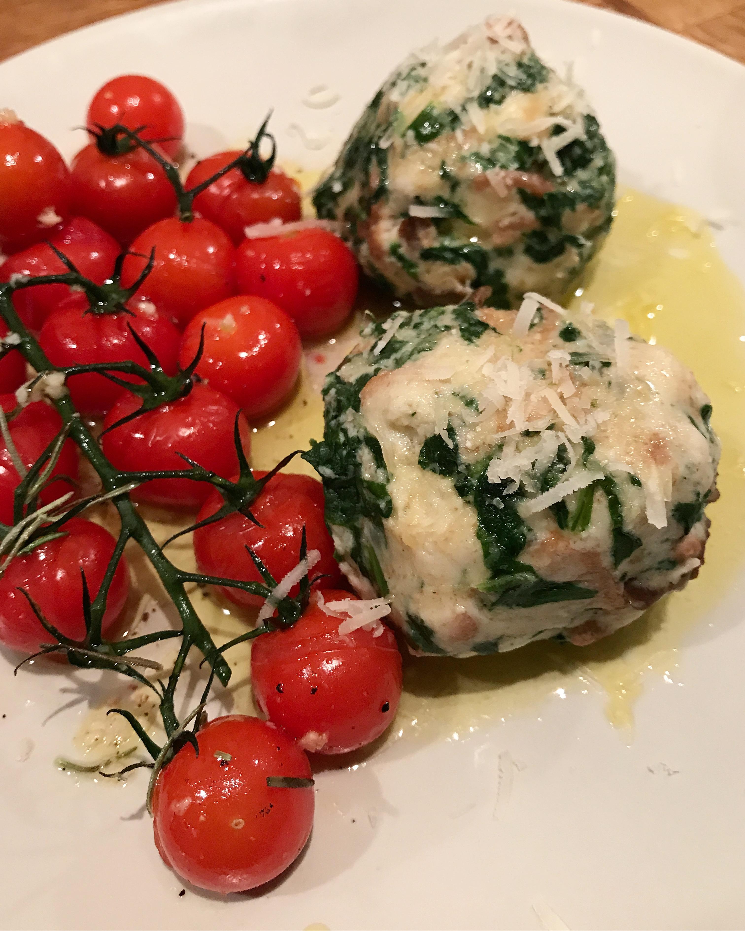 spinach parmesan dumplings 03